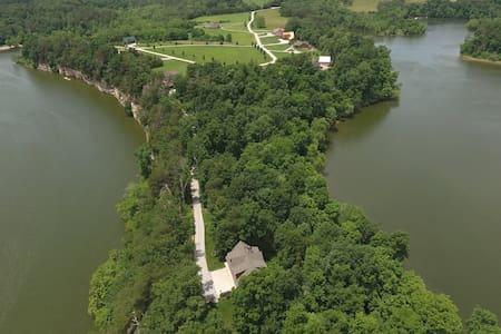 Secluded Nolin Lake Retreat near Mammoth Cave - Wax