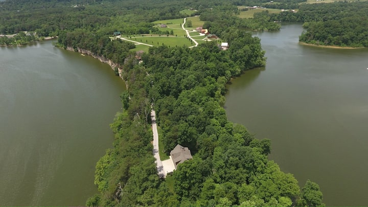 Secluded Nolin Lake Retreat near Mammoth Cave