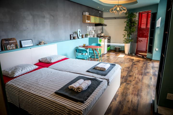 Studio | in the Heart of Old Limassol