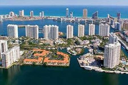 William Island Get Away - Aventura - Apartment