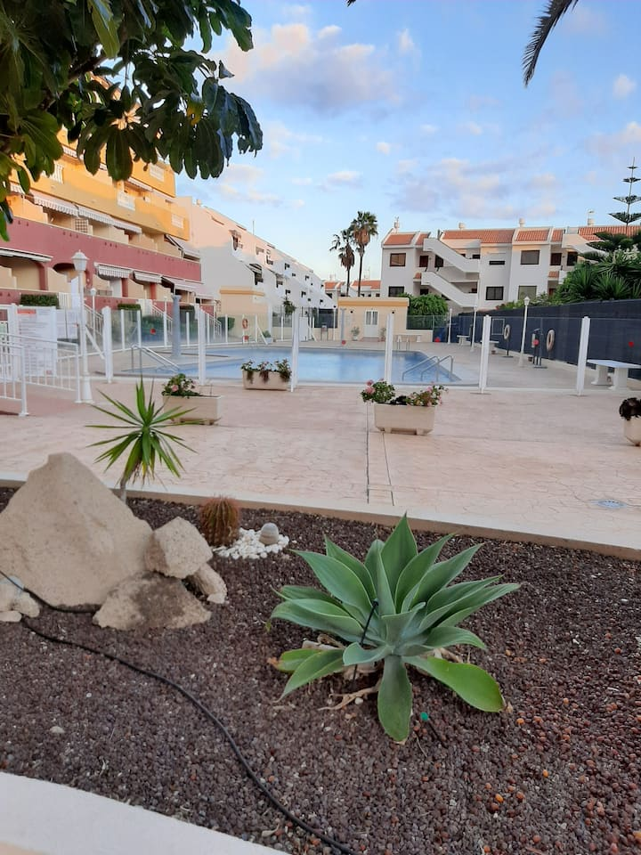 Playa Amarilla Apartment sea,sun and relax