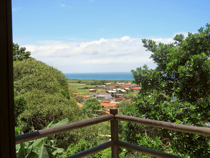 "In GAMBOA ""Teiú"" a friendly loft with ocean view"
