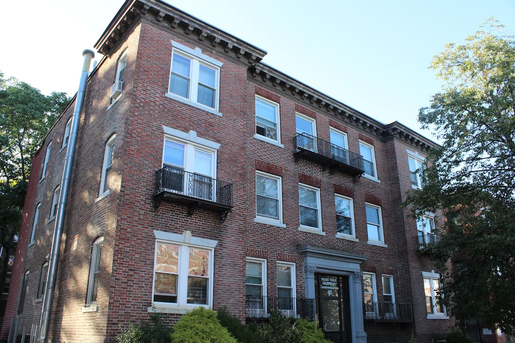 Large apartment in Allston
