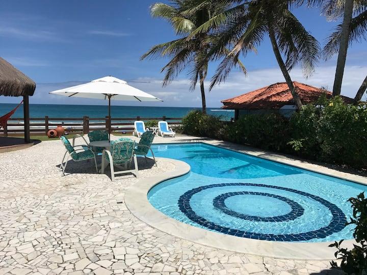 Casa a Beira Mar  dos seus Sonhos!!!