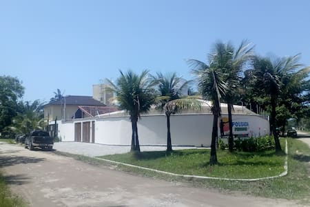 Pousada Pescador Guarujá - Suítes Praia da Enseada - กูอารูจา - ที่พักพร้อมอาหารเช้า