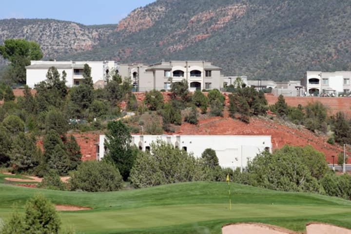 Ridge on Sedona Golf Resort- Studio