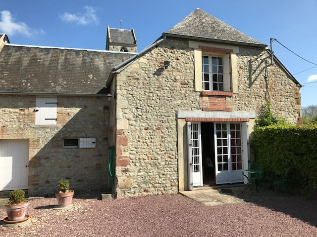 Authentic Cottage in Normandy