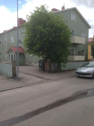 Gästrikegatan 10 - Gävle - Huoneisto
