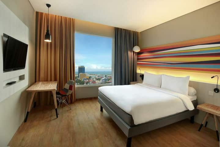 Room family on Makassar center, nice Located