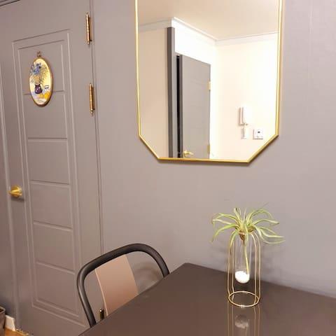Emma's Cozy Studio (Fully furnished)
