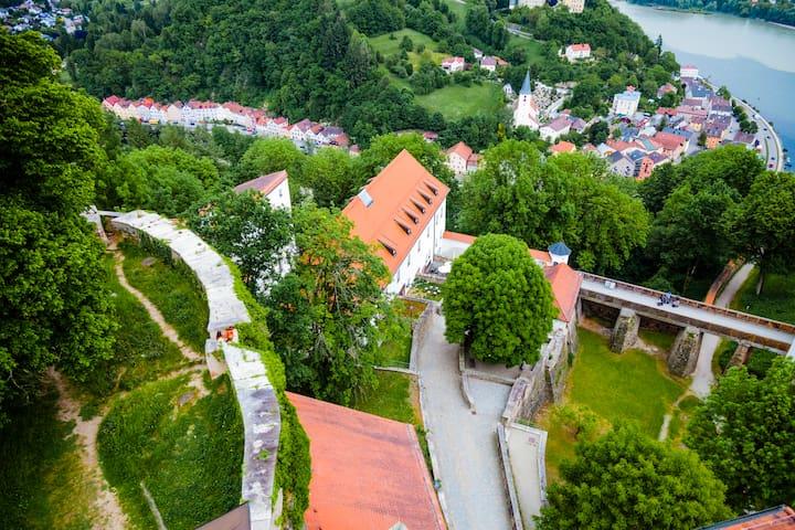 DJH Jugendherberge Passau HI Hostel