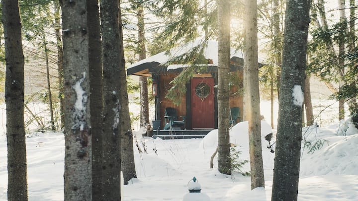 """""""Fire & Ice"""" Winter Retreat for Groups"""