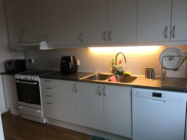 A lovely Apartment in the Heart of Lund. - Lund - Leilighet