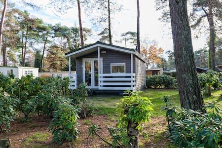 Cozy hotelchalet for 2 persons - Oisterwijk