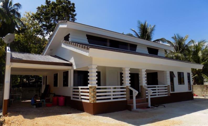 Anemona Beachhouse - Oslob - Haus