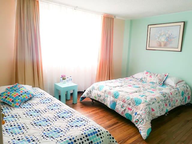 Lindo espacio, cómodo y acogedor en Chiquinquirá