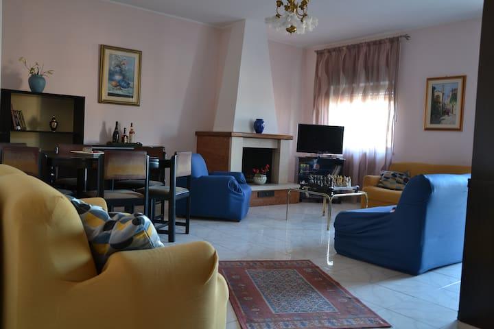 Casa vacanze Etna Mare Taormina - Mascali - Apartamento