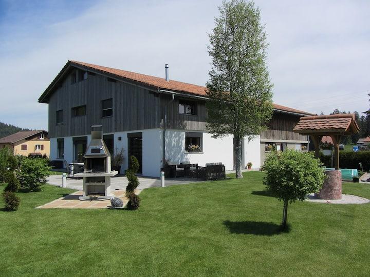 Appartement - Beau-séjour, (Les Emibois), Holiday apartment - Beau-séjour, (Les Emibois), 1-2 pers., 2 rooms apartment