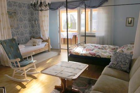 Ferienwohnung Josephine - Dinkelsbühl - Wohnung