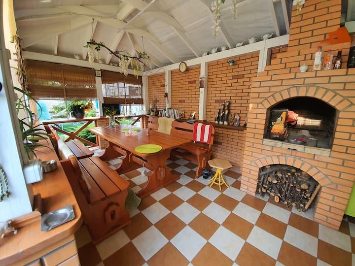 Уютный гостевой дом