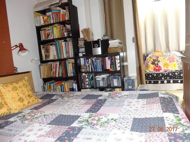 Квартира на тихой улице в центре Рамат Гана