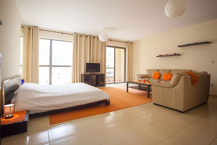 Perfect studio near the beach JBR - Dubai - Wohnung