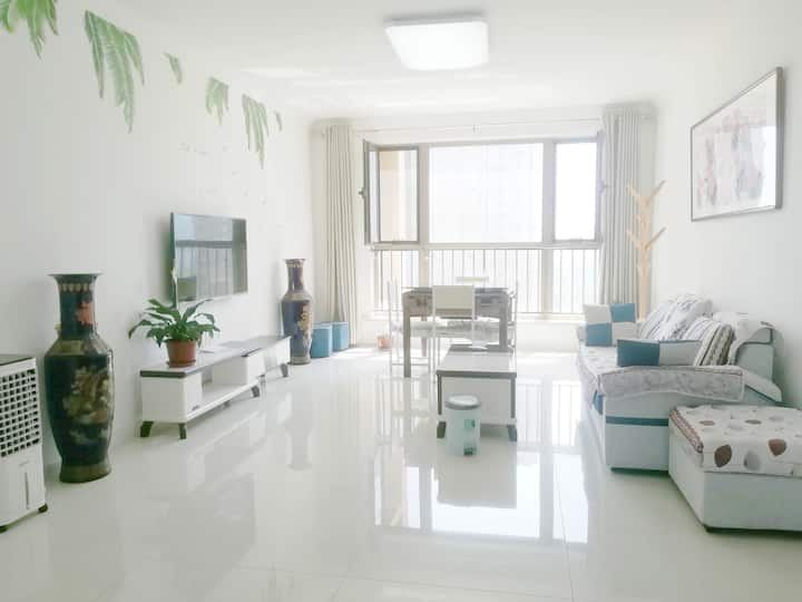 Huludao, Seaview, 7 persons, 3 room