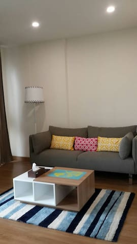 In the middle of nimman road room 1 - เมือง - Apartment