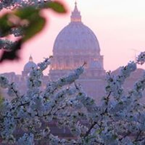 #San Pietro a primavera