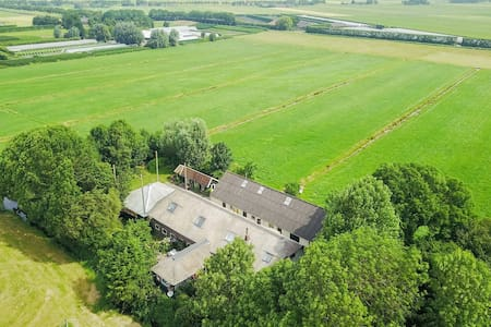 Nice studio in farmhouse surrounded by farm lands