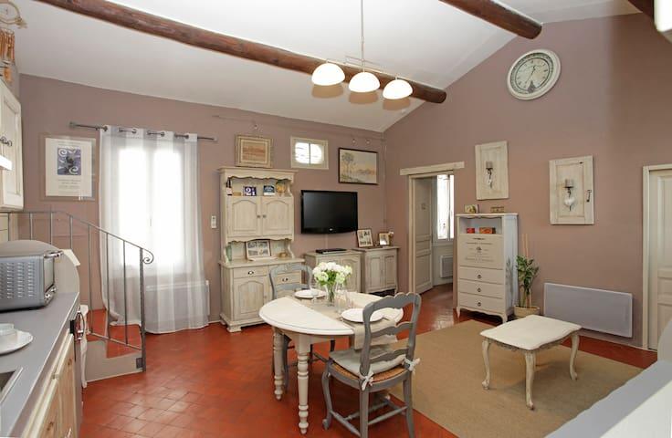 Le nid de l'isle® Charme Provençal - Climatisation