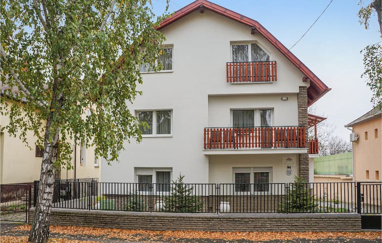 Holiday apartment with 1 bedroom on 30m² in Hévíz