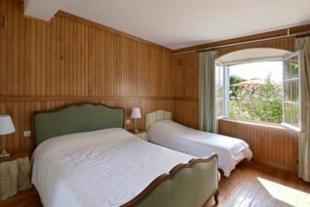 Chambres 2 lits/3 personnes/poss. lit 1 bébé - Conches-en-Ouche