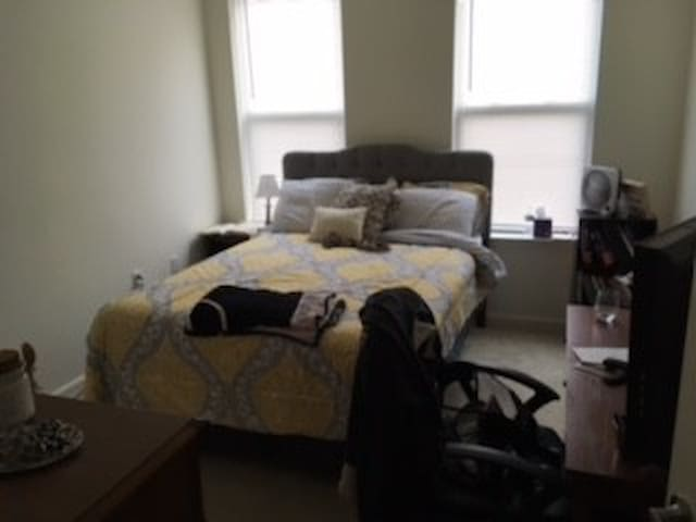 Private Room in Bound Brook Near Major Roads - Bound Brook - Apartemen