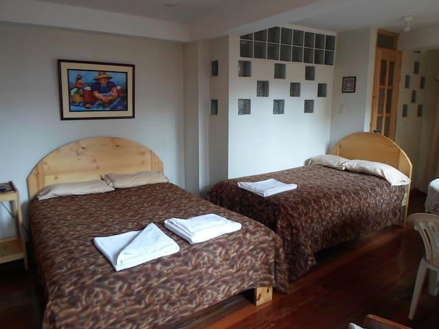 Habitación Doble - Cusco - Bed & Breakfast