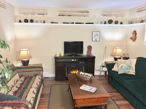 Semi Rural suite