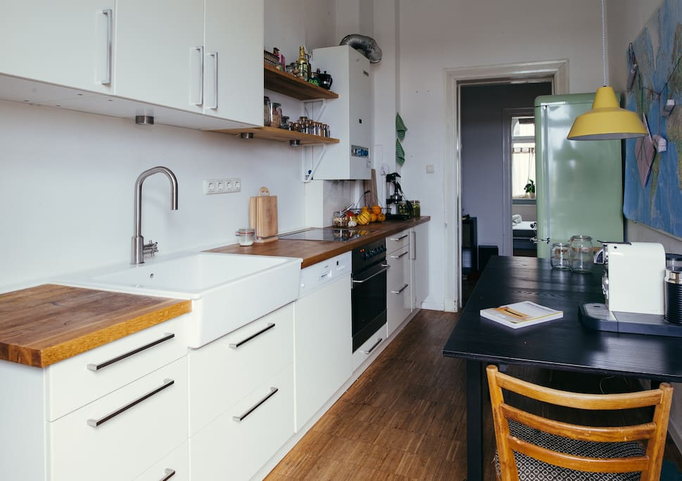 Unsere Küche // Our Kitchen