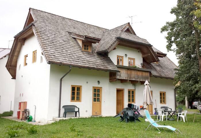 PT- La casa di Heidi - Rutte Piccolo - Apartament