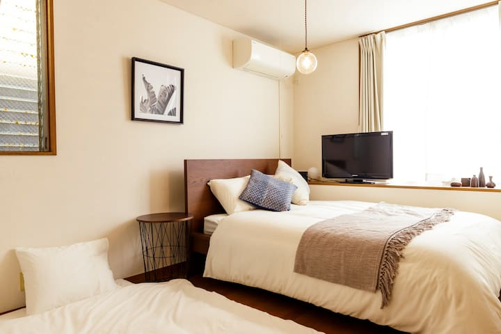 Relaxing apt in Kamakura/Just 1 walk from station