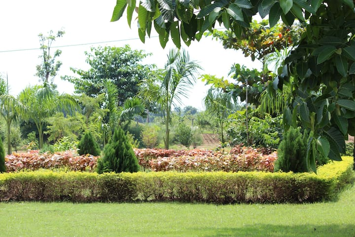 Nature's Den for peace lovers - Hoshangabad - Casa