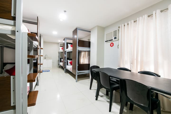 Standard Bunk 8 Bed Stay@Sangco Condotel
