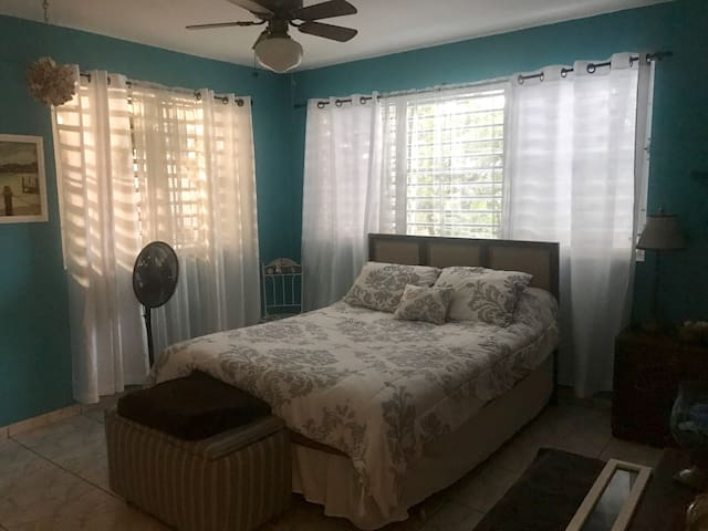Breezy Rental Near Coast & Mountains! - Hatillo - Apartment