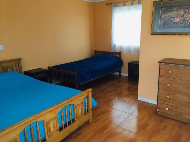 Habitación Familiar en Green House Pichilemu