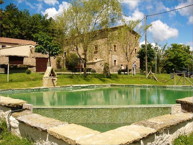 Les Vinyes Grosses - Sant Agustí de Lluçanès - Villa