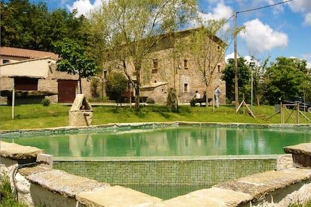 Les Vinyes Grosses - Sant Agustí de Lluçanès - Huvila