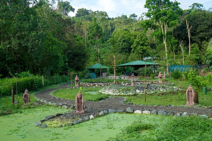 Yejos Lodge - 5 Rooms for 12 people in the Jungle
