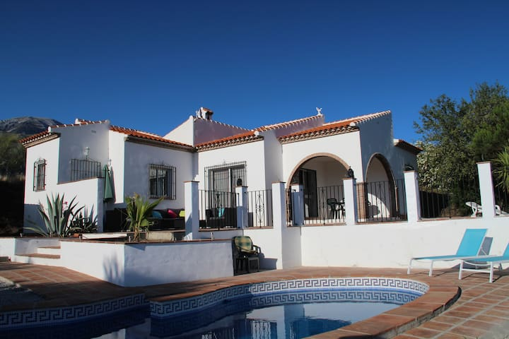 Casa Soleada, Private pool & views! - Canillas de Aceituno - Villa