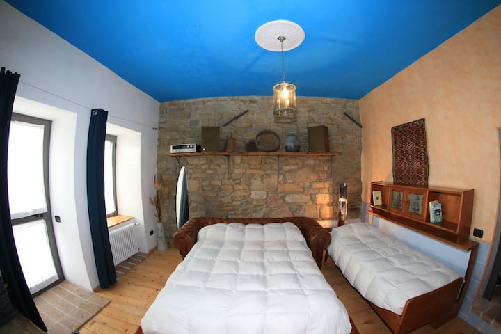 Alleluja Country House: Rooms, Pool and Spa, Parma - Berzieri - Villa