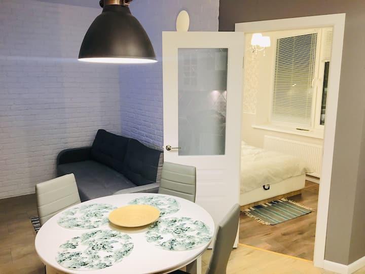 Alexander O-zero apartment