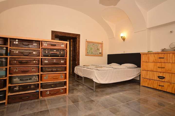 Studio directly in Kosice center